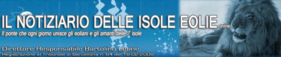 Notiziario delle isole Eolie # Eolie news  #GiuliaGrillo